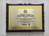 TUV audited manufacturer