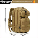 9-Colors Level III Tactical Military Army Backpack Camping Hiking Bag