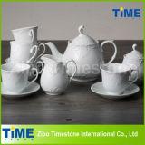 Stoneware 15 Piece Tea Set