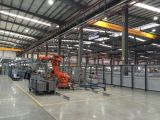 landing door production line