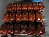 iron casting part do machining postprocess