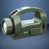 MILITARY TACTICAL FLASHLIGHT