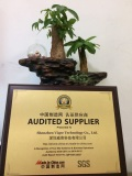 SGS audited Supplier- 5th Year