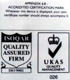 Quality Certificates - 3