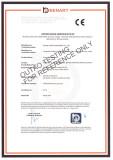 2014 new CE certificate