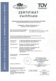 TUV Certificate-5