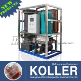 Air Cooled Tube Ice Machine 3TPD