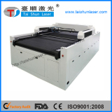 double head CO2 laser cutting machine 1600mmx3000mm