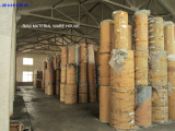factory warehouse- raw material