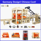 Fully Auto Qt8-15 Concrete Block Forming/Making Machine