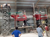 Application Site of High gradient Vertical Ring Separator in India