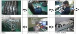 MVTEAM CCTV Camera Production Workflow
