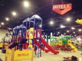 QITELE 2013 NRPA Fair in USA