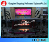Popular Truss Display Fashion Show Stage Glass Stage