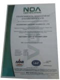 Environmental Management System Certifications ISO14001