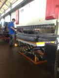 Malaysia Customer using lift table