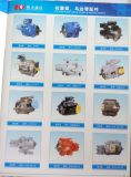hydraulic fuel main pump