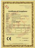 CE Certificate for HDMI Extender