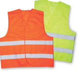 Usual High Visibility Workwear Safety Vests