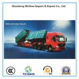 Dumper / Tipper semi trailer