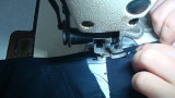 7.Sewing Back Arch