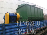 Shanghai environmental protection engineering co., LTD. Order for 500 sets of paddle dryer