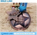 Custom Marathon Medal Running Medallion