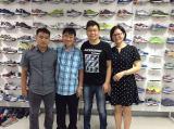 Indonesia Client visiting