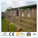 2017 Hot Sale! Hot Dipped Galvanized wire mesh Temporary Fence