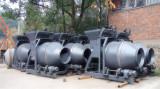 Pully Drum Concrete Mixer