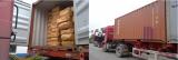 Fiberglass mobile and a-shape ladders to Ecuador