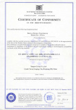 Certificate for digital time switch