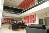 Office reception hall