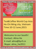 Tea&Coffee World Cup Asia