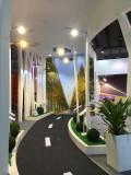 street light showroom of lighting exhibition