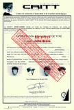 CE EN1078 certificate