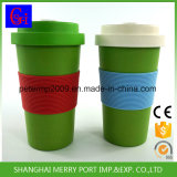 Eco- Friendly Bamboo fiber reuseful coffee cup