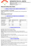 PLA MSDS Report