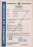 CE Certificate for Wireless Keypad in 2012