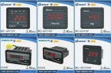 Small size digital voltmeter, ammeter, energy meter, hour meter GV13 Series