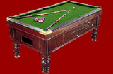 Coin Operated Pool Table (1)