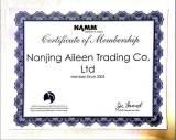 NAMM Membership Certificate