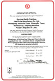 ISO9001 by Lloyd′s Certificates