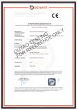 cone cup machine CE certificate