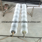 nylon food and fruit cleaning roller brush for hot sales