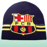 Promotional Winter Caps with Brand Logo Knitted