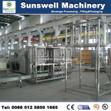 Glass Bottle Filler Capper Monoblock Filling Machine / Line