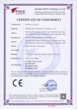 Indoor Full color LED display CE Certificate