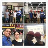 our clients visit factory