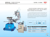 BYM1321 E-catalogue of glass shaped edging machine